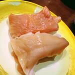 回転寿司 えりも岬 - 料理写真:黒ミル貝