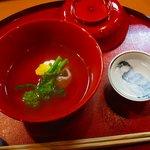 梨吉 - 菜の花の椀