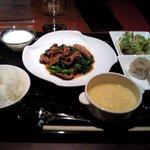仙華 - 定食