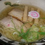 麺 玉響 刈谷店 - 竹燻製麺