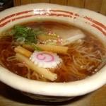 麺 玉響 刈谷店 - 甘露醤油麺