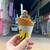 マクドナルド - 料理写真:ワッフルコーン チョコバナナ