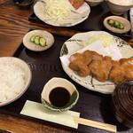 135009267 - 味噌ロースかつ定食