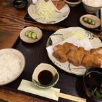 135009268 - 味噌ロースかつ定食