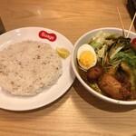 北海道スープカレー Suage - Bセット