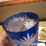 和座檜 - 江戸切子グラス