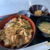 浅間牧場茶屋 レストラン - 料理写真:信州味噌焼き丼
