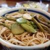 Yabukiyuu - 料理写真:そば。