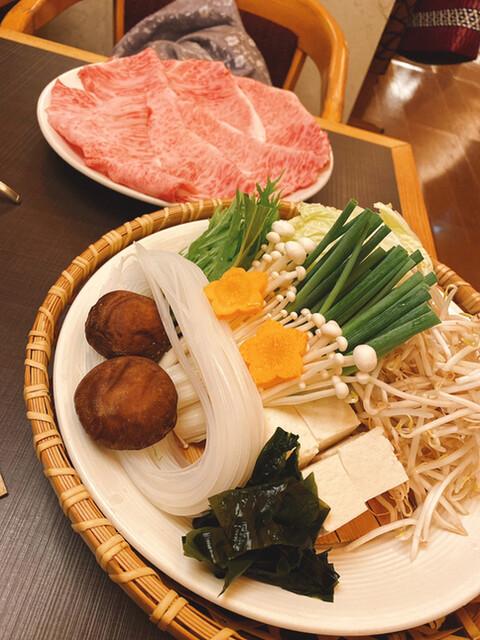 木曽路 用賀店の料理の写真