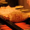 四ツ谷れば屋 - 料理写真:一本一本、心を込めて焼いています。