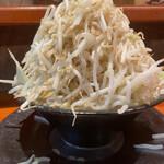 麺者我楽 - 味噌野菜増 950円