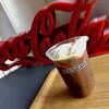 キーズカフェ - ドリンク写真:コーヒーフロート