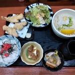 Chibuneya - 週替りご飯定食