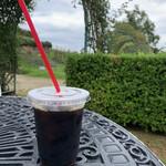 ローズ・レ・カフェ - アイスコーヒー