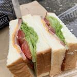 厚切りサンドイッチのお店 ことにサンド - ことにサンド