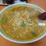中華料理 宝夢蘭 - 料理写真:味噌老麺(ミソラーメン)590円