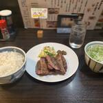 135037395 - 牛タン焼き定食
