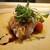 長谷川 稔 - 料理写真:金目鯛の鱗焼き スペシャリテ