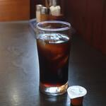 赤とんがらし - アイスコーヒー