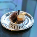 ソマーハウス - ショコラオランジェット・クッキー2種・ショコラマカロン