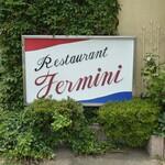 レストラン テルミニ - 看板