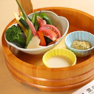 希少な鎌倉野菜