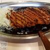 ゴーゴーカレー - 料理写真:ロースカツエコノミー中