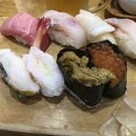 とも恵寿し - 料理写真:
