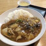 広州屋台 - 料理写真:五目中華飯 920円