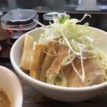 ラーメン海鳴 - 魚介豚骨つけ麺