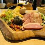 イタリアン&バール アルバータ - 前菜盛り