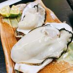 かね吉 - 北海道産殻付き真牡蠣