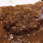 エイト カリー - あべ鶏煮込み