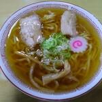 桜井食堂 - 支那そば