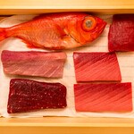 赤坂ゆうが - 【旬の鮮魚】