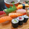 よつめ寿司 - 料理写真:にぎり寿司(寿司会席 花)