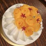 原始焼 火鉢 - パティシエが作るオリジナルケーキ