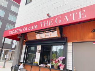 タダチヤ カフェ ザ ゲート -