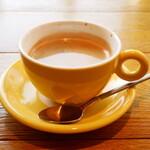 プランド シトロン - ホットコーヒー