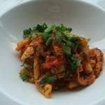 13506879 - カサレッタ 鰯とウイキョウのトマトソース