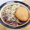 三松 - 料理写真:冷しコロッケそば