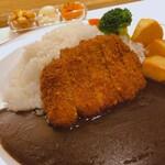 資生堂パーラー - ♦︎豚フィレ肉のカツカレー ¥2,145