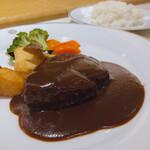 資生堂パーラー - ♦︎牛肉フィレ肉のステーキ ¥3,080