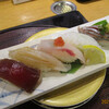 回転寿司 かねき - 料理写真:五貫にぎり