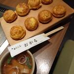 おかる - ③明石焼(¥700)