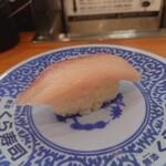 無添くら寿司 - みかんぶり一貫