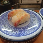無添くら寿司 - 極み熟成真鯛