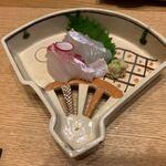 日本料理 e. - 【真子鰈・真鯛】♫2020/7