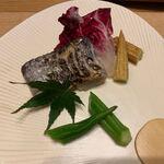 日本料理 e. - 【太刀魚塩焼き】♫2020/7