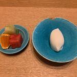 日本料理 e. - 【ヨーグルトアイスと果実】♫2020/7